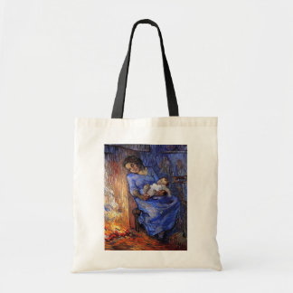 Vincent van Gogh - der Mann ist an der Seeschönen Tragetasche