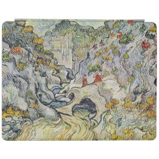 Vincent van Gogh | die Schlucht des Peyroulets iPad Hülle