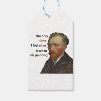 Vincent van Gogh Geschenkanhänger
