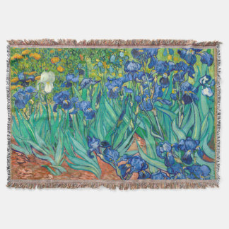 VINCENT VAN GOGH - Iris 1889 Decke