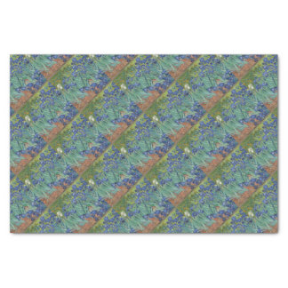 Vincent van Gogh Irises Seidenpapier