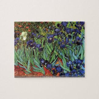 Vincent van Gogh - Irispuzzlespiel