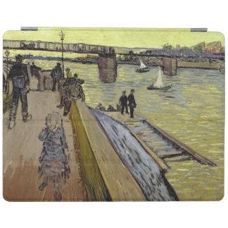 Vincent van Gogh | Le Pont de Trinquetaille Arles iPad Smart Cover