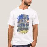 Vincent van Gogh | l'église à l'Auvers-sur-Oise T-shirt
