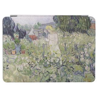 Vincent van Gogh | Mademoiselle Gachet im Garten iPad Air Hülle