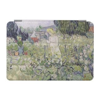 Vincent van Gogh | Mademoiselle Gachet im Garten iPad Mini Hülle