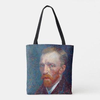 Vincent van Gogh-Selbstporträt Tasche