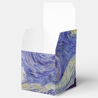 Vincent van Gogh Starry NachtVintage feine Kunst Geschenkschachtel