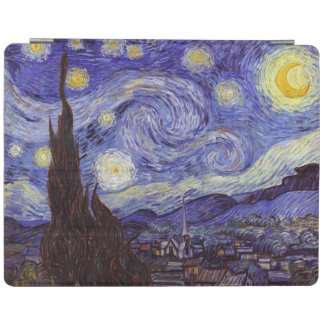 Vincent van Gogh Starry NachtVintage feine Kunst iPad Smart Cover