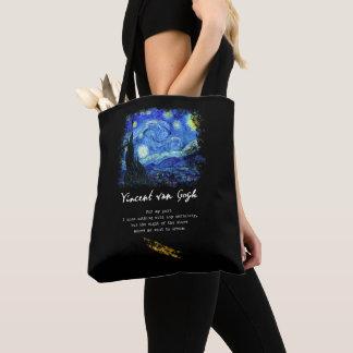 Vincent van Gogh. Sternenklare Tasche