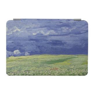 Vincent van Gogh | Wheatfields unter Thundercloud iPad Mini Cover
