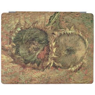 Vincent van Gogh | zwei geschnittene Sonnenblumen, iPad Hülle