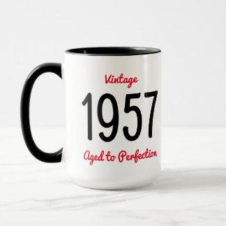 Vintage 1957 zur Perfektion ein 60 Tasse