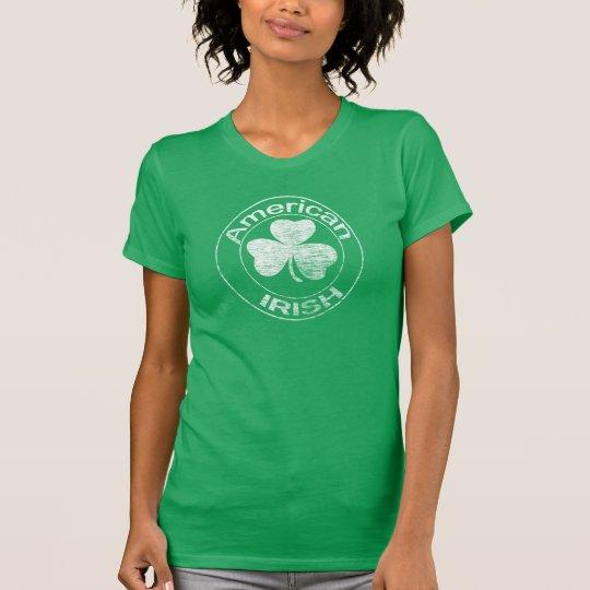 Vintage amerikanische Iren T-Shirt
