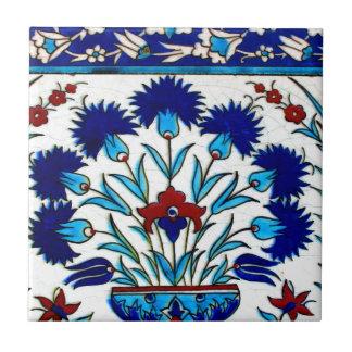 Vintage antike abstrakte türkische mit keramikfliese