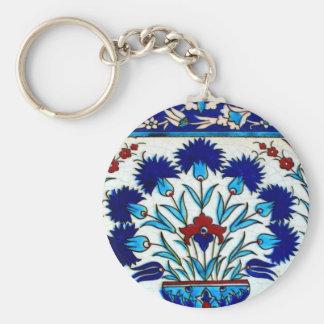 Vintage antike abstrakte türkische mit schlüsselanhänger