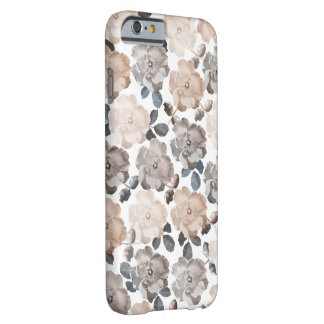 Vintage antike Rosen Iphone 6 harter Fall Barely There iPhone 6 Hülle