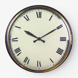 Vintage antike Uhr