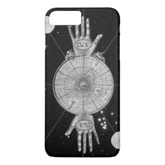 Vintage Astrologie geheimnisvolle iPhone 7 iPhone 8 Plus/7 Plus Hülle