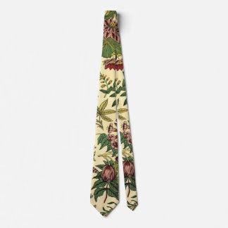 Vintage BlumenKrawatte für Ihren Trendy Typ Individuelle Krawatten