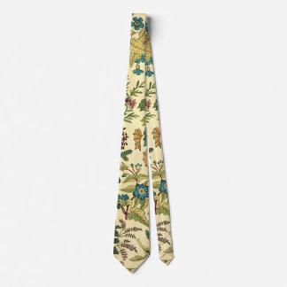 Vintage BlumenKrawatte für Ihren Trendy Typ Personalisierte Krawatten