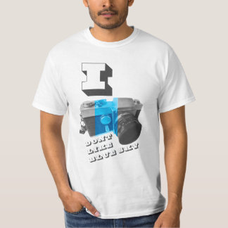 Vintage Camera photographer t-shirt
