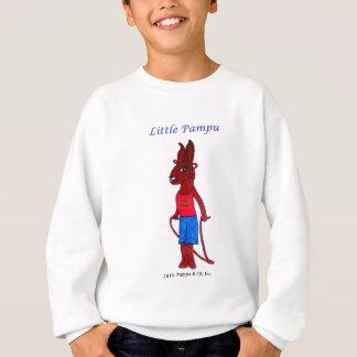 Vintage Choc Häschen wenig Pampu Sweatshirt
