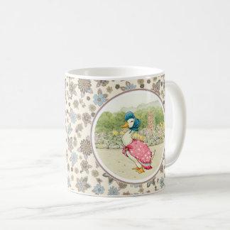 Vintage Enten-Ostern-Geschenk-Tassen Kaffeetasse