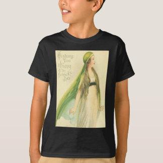 Vintage Erstst patrick Tageskarte T-Shirt