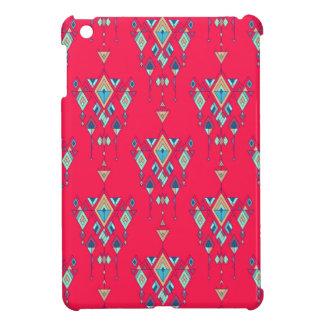 Vintage ethnische Stammes- aztekische Verzierung iPad Mini Hülle