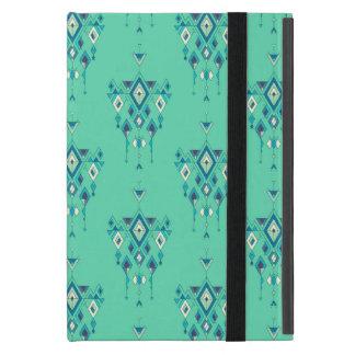 Vintage ethnische Stammes- aztekische Verzierung iPad Mini Hüllen