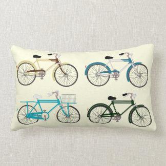 Vintage Fahrräder Lendenkissen