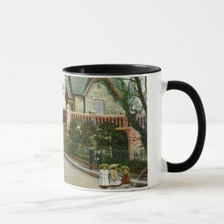 Vintage Falmouth-Kaffee-Tasse Tasse