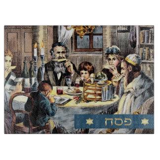 Vintage Familie Seder Schneidebrett