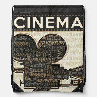 Vintage Film-Kamera Turnbeutel