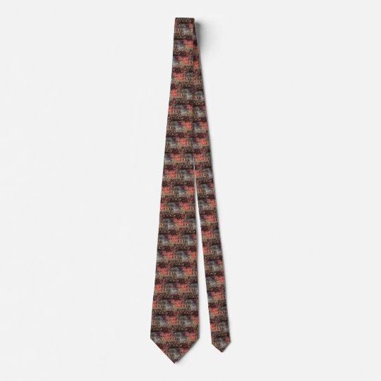 Vintage Geschäfts-Feuerwehrmänner, Krawatte