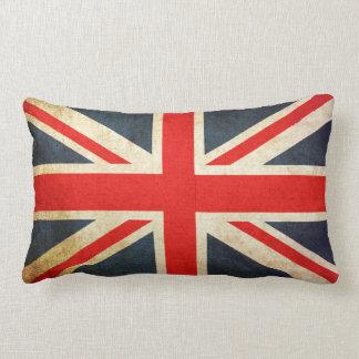 Vintage Gewerkschafts-Jack-Briten-Flagge Lendenkissen