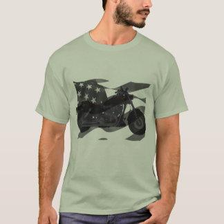 Vintage Harley Davidson Grafik T-Shirt