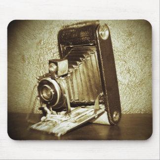 Vintage Kamera Mousepads