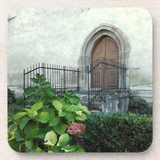 Vintage Kirchen-Tür Untersetzer