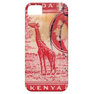 Vintage Königin Elizabeth II Kenia iPhone 5 Hüllen