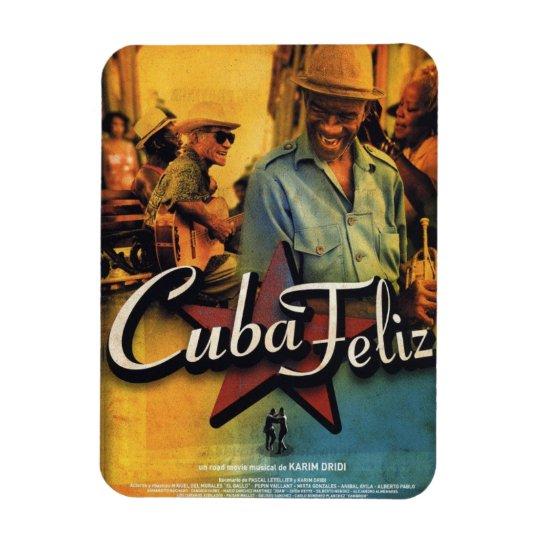 Vintage Kuba: Musikalischer Magnet Kühlschrank