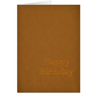 Vintage Kunst: Alles- Gute zum Geburtstagsammlung Karte