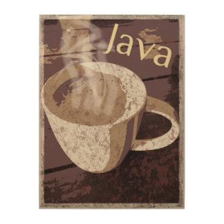 Vintage Kunst Java