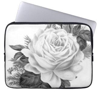 Vintage Rose Laptopschutzhülle