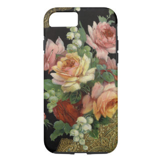 Vintage Rosen iPhone 8/7 Hülle