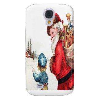 Vintage Sankt Galaxy S4 Hülle