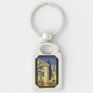 Vintage Schlüsselkette Roms Italien Schlüsselanhänger