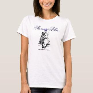 Vintage schottische Katzen für Unabhängigkeits-T - T-Shirt