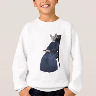 Vintage Sphynx Katze Sweatshirt